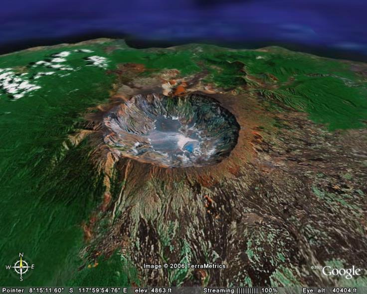 Mount Tambora | RM.