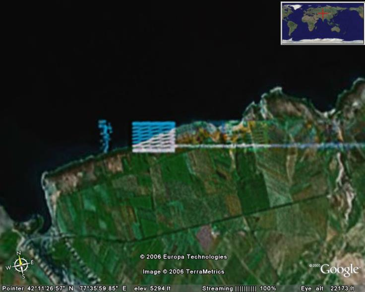 Mysterious Image In Google Earth Google Earth Cool Places